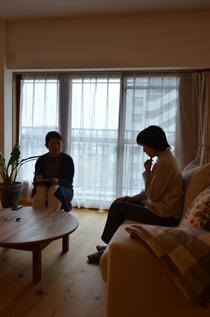 木のマンションリノベーションインタビュー