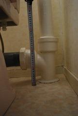 排水管の問題