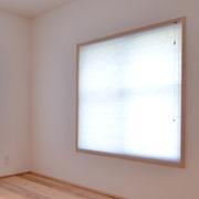 アルミサッシ(シングルガラス)+樹脂製内窓(ペアガラス)+断熱ブラインド(38mm)
