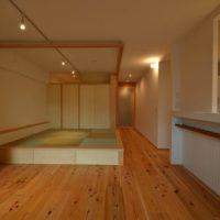 奈良 生駒の家