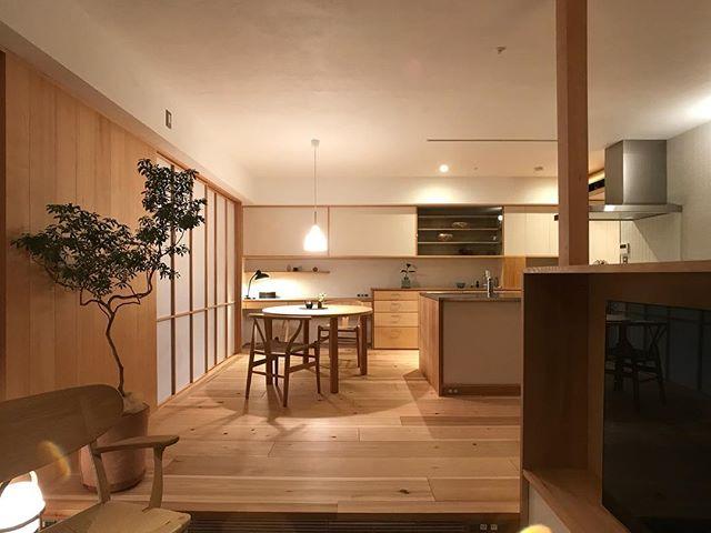 浦和の家、オープンハウス終了